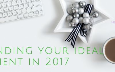 Finding Your Ideal Client in 2017